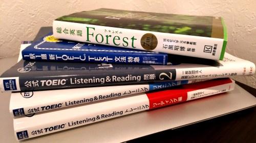 TOEICハイスコア(700→900)を目指す私が毎日実践している英語とTOEICの勉強法