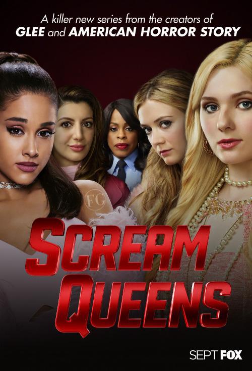Poster do filme 3 Scream Queens
