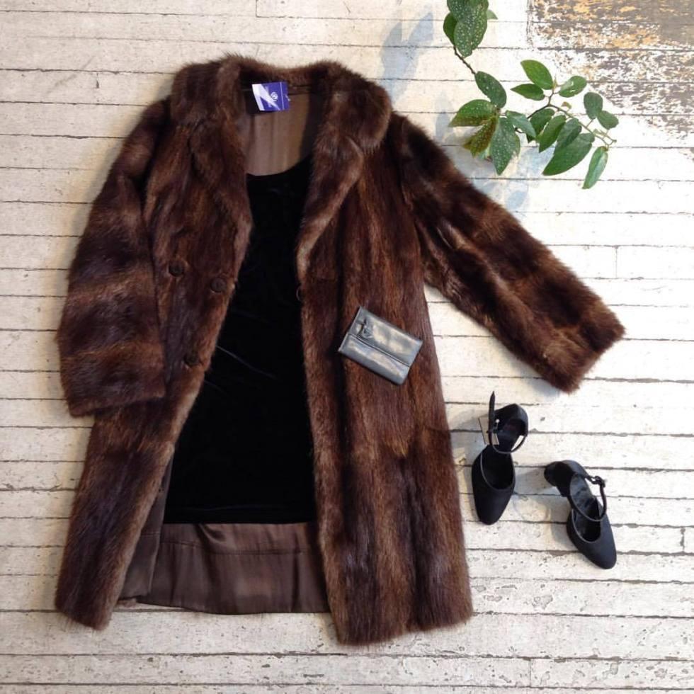 Image result for Vintage clothing flatlay