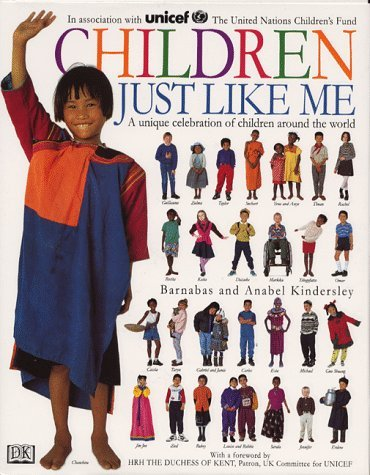 Image result for children just like me book cover