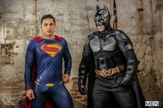 Batman Vs Superman gay