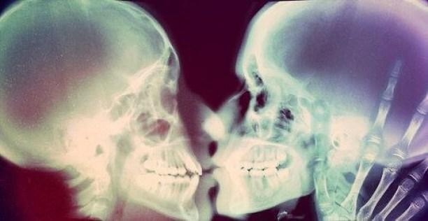 Resultado de imagen de besos tumblr