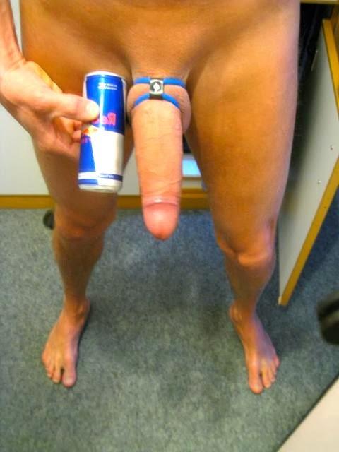 penis maior e mais grosso que uma lata de red bull
