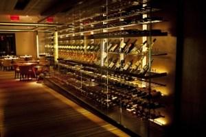 The Mark Restaurant_Wine Rack_Julie Glassberg