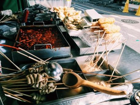 Seoul Street Food