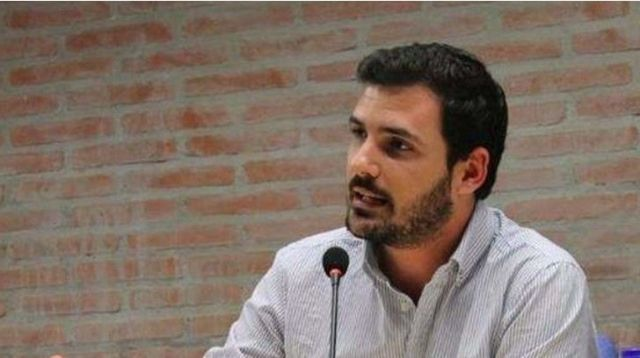 Eduardo Garzón: «Si una empresa no puede pagar unos míseros 950 euros al mes, mejor que desaparezca»