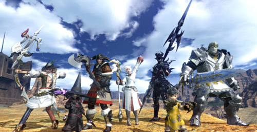 Walkthrough: FFXIV Level 50 Guide