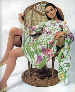 ken scott audrey hepburn vestito floreale