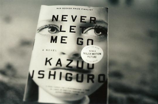 Nunca me abandones, de Kazuo Ishiguro