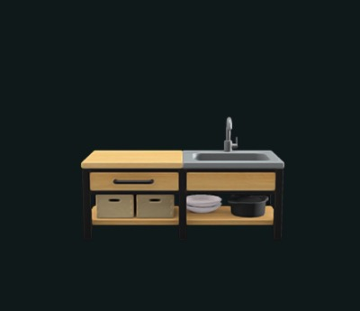 ironwood kitchenette | Tumblr on Ironwood Kitchenette  id=40091