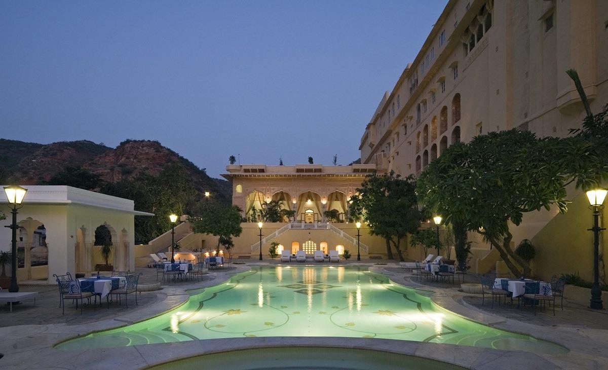 Samode Palace Jaipur India Popular Among