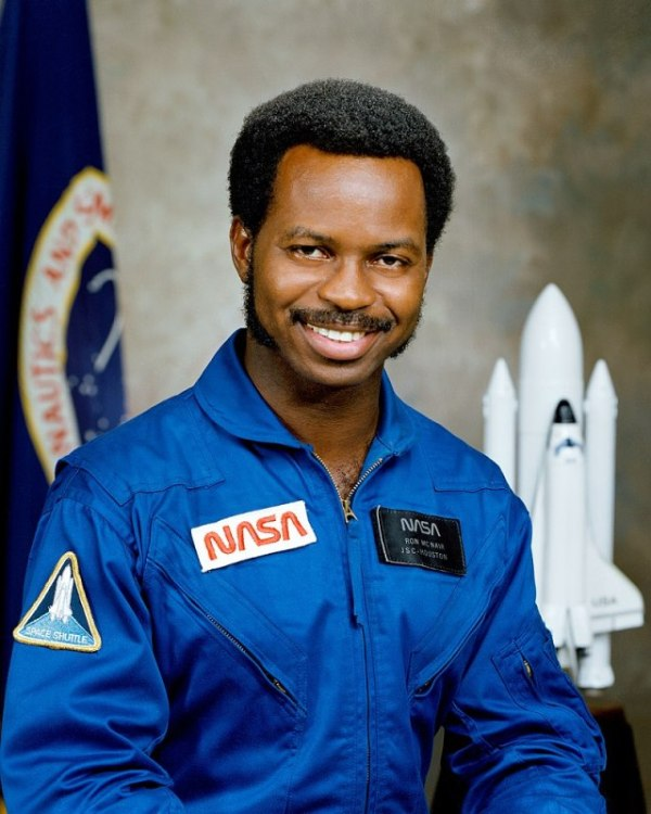 Nubian Fantasies — How It All Began For Ronald McNair, the ...