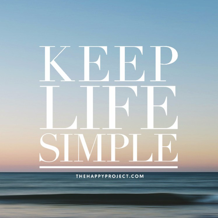 thehappyprojectblog:  Clear out the clutter and negative energy. Focus on what matters to you. Focus on what makes you happy.