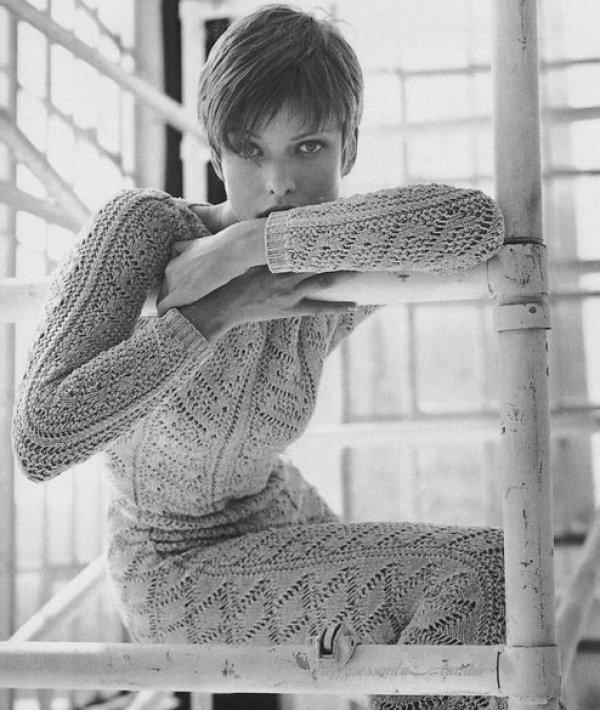 80's Pointelle & Crochet