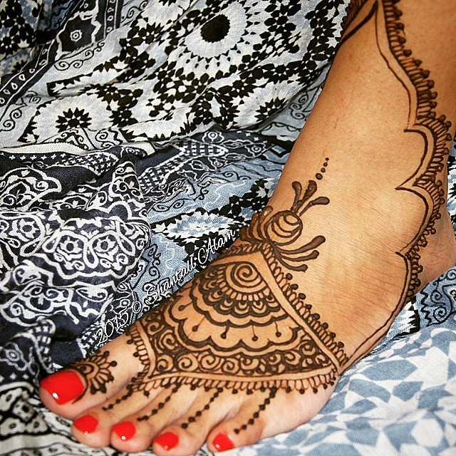 Henna Foot Designs Tumblr