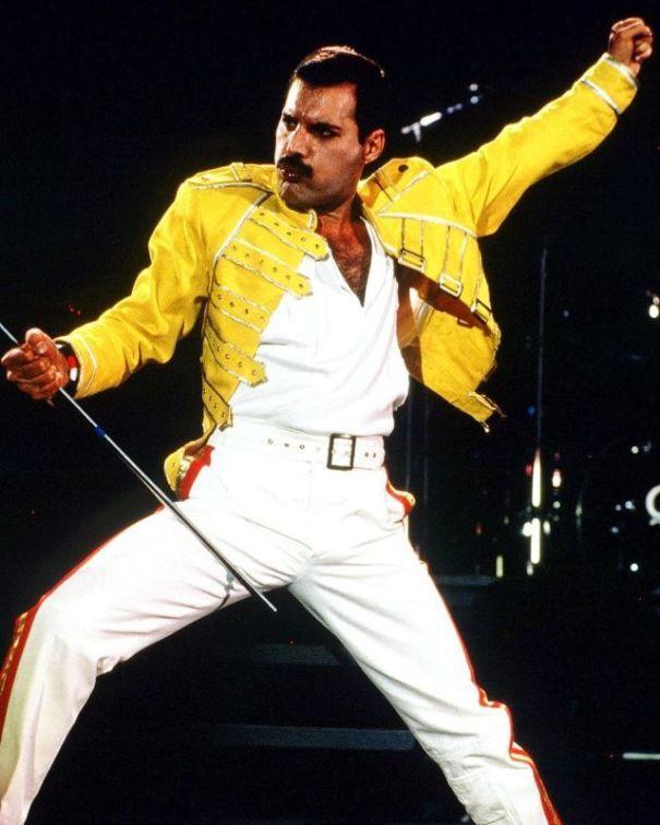Freddie Mercury – History
