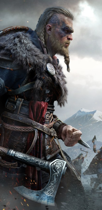Assassins Creed Valhalla Wallpaper 6 Android Iphone Wallpaper