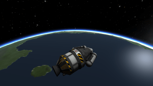 Kerbal Space Program Daily Picture