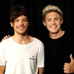 Twitter Packs With Louis Tomlinson And Niall Horan