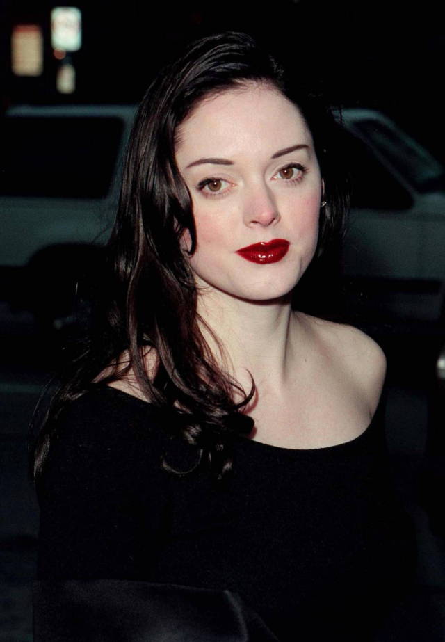 Women of the 90s — Rose McGowan, 1999