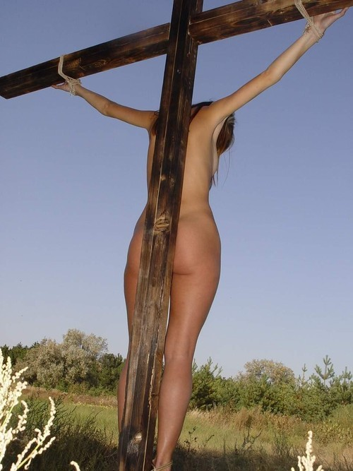 Will crucifixion women bdsm