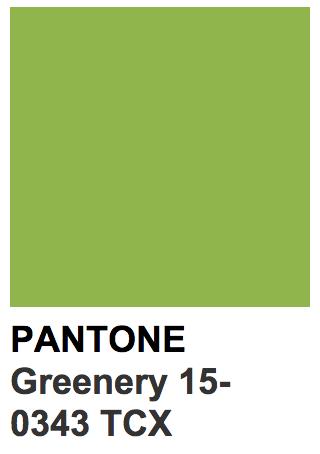 Resultado de imagen de Greenery 15-0343