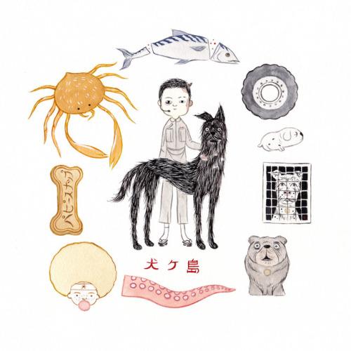 tumblr_phukl3FBtL1qz6f9yo3_500 Art of Isle of Dogs Random