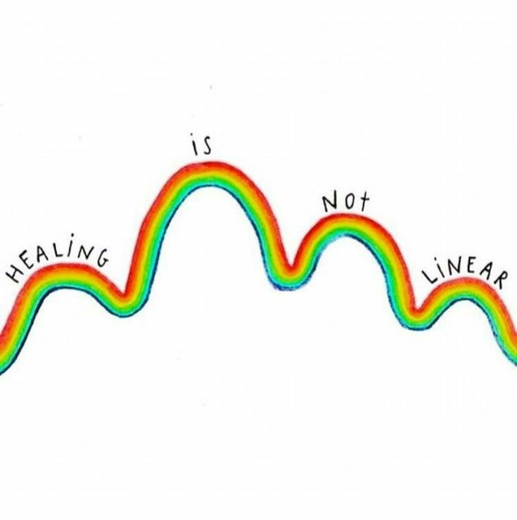 the-chosenone:  Recovery is up and down and zig zags all over the place. All that matters is that everytime you fall down, you pick yourself back up again. You can beat your mental illness I believe in you. Keep going ❤