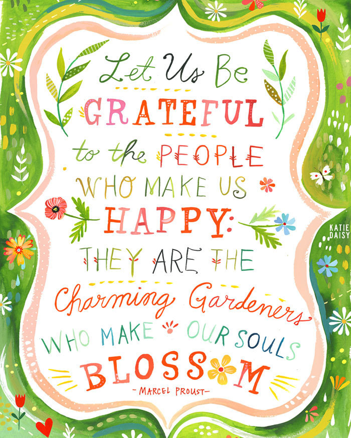 awatercolordream:canvaspaintings:Charming Gardeners - vertical print by thewheatfield (18.00 USD) http://etsy.me/12XsAA1☂ A Watercolor Blog