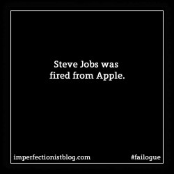 Steve Jobs was fired from Apple #failoguehttp://bit.ly/2jLAkq6