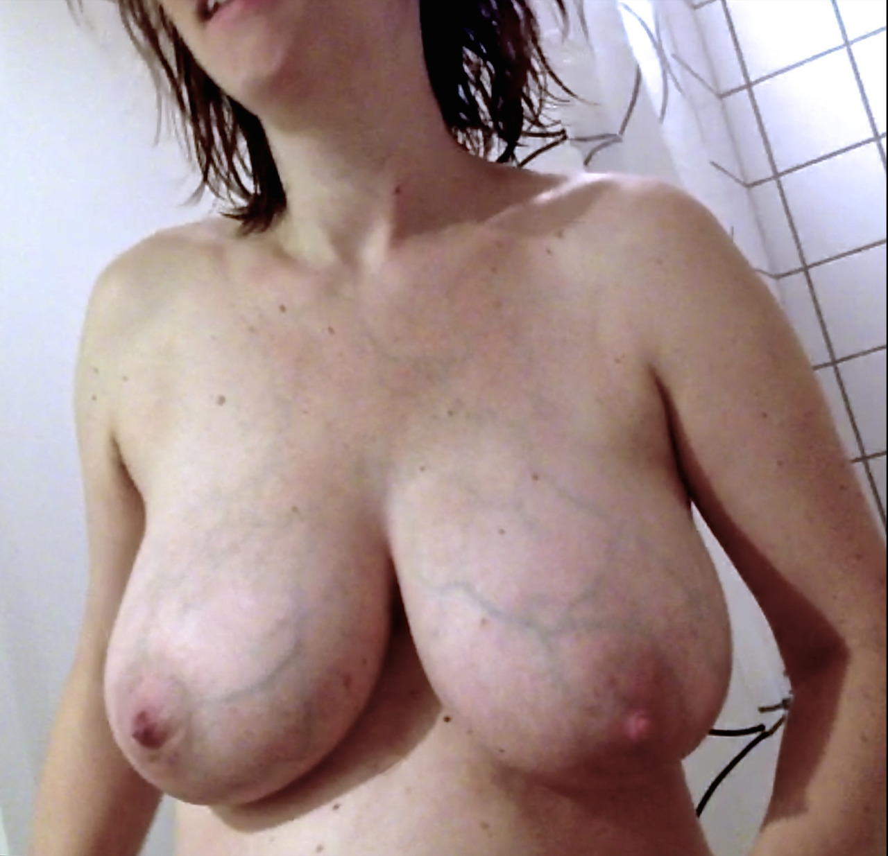 Other variant Big tits with veins what