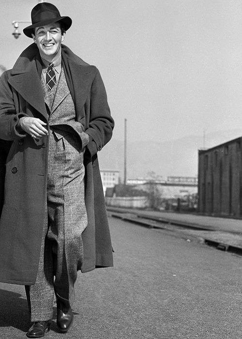 "gregorypecks:"" Robert Taylor in the 1930s. """