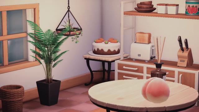 Animal Crossing New Horizons Island Ideas — kitchen details. on Animal Crossing Kitchen Island  id=81849