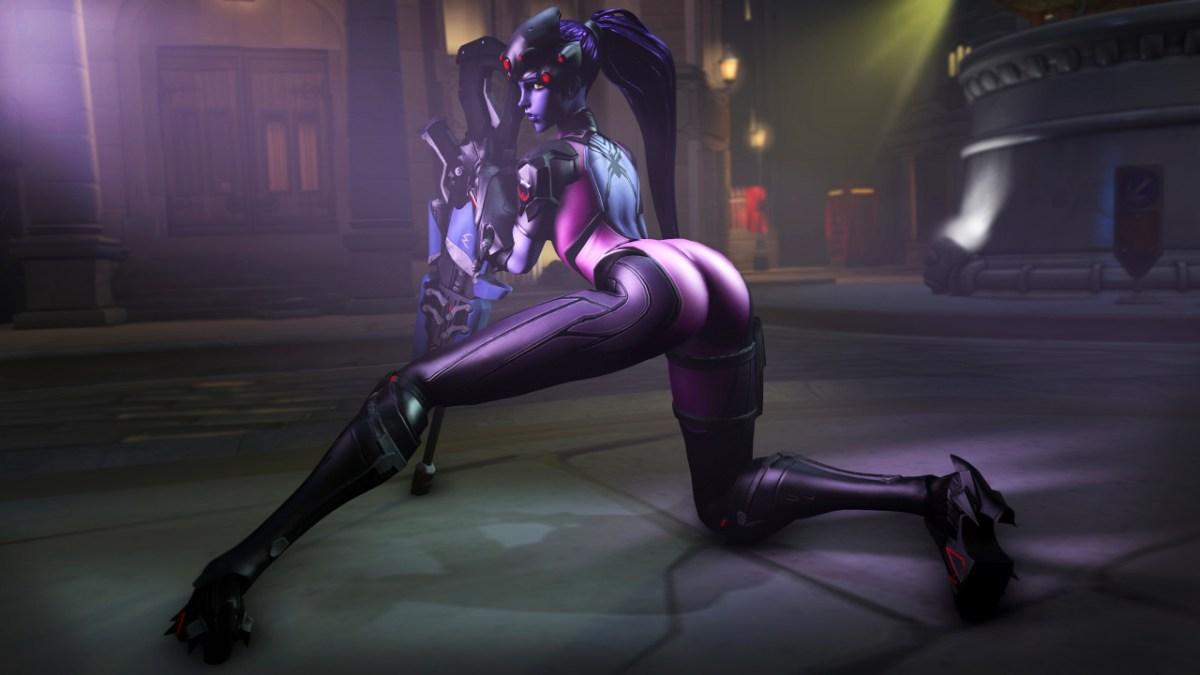 Widowmaker's Ass 3D