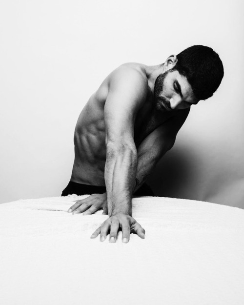 The dancer @cdenice by @davidkpughphoto 1