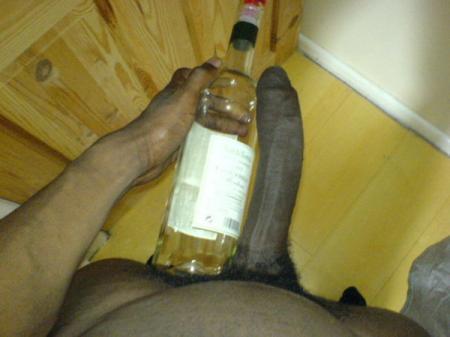 penis garrafa de gim