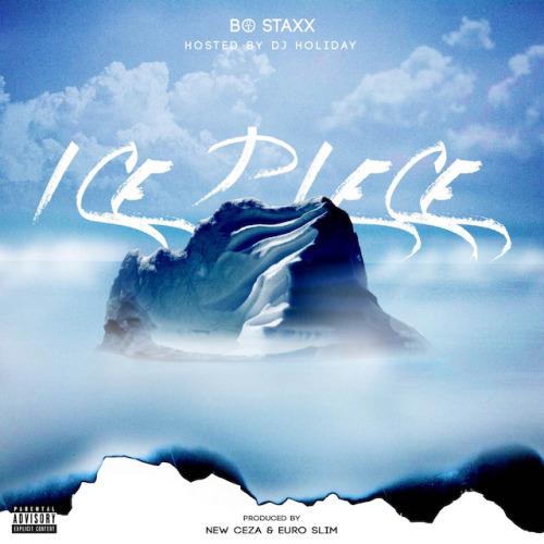 """Bo Staxx x DJ Holiday - Ice Piece [Mixtape] Texas rapper Bo Staxx premieres his feature-heavy mixtape """"Ice Piece"""" which includes appearances by Project Pat, Smoke DZA, Rich the Kid and many more. The tape is hosted by DJ Holiday and produced by New..."""