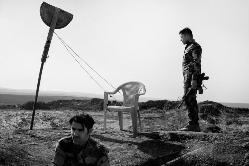 «Нет друзей, кроме гор». Как выглядит жизнь для курдов