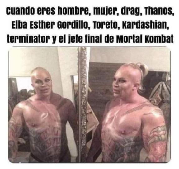 Goro el jefe final de Mortal Kombat