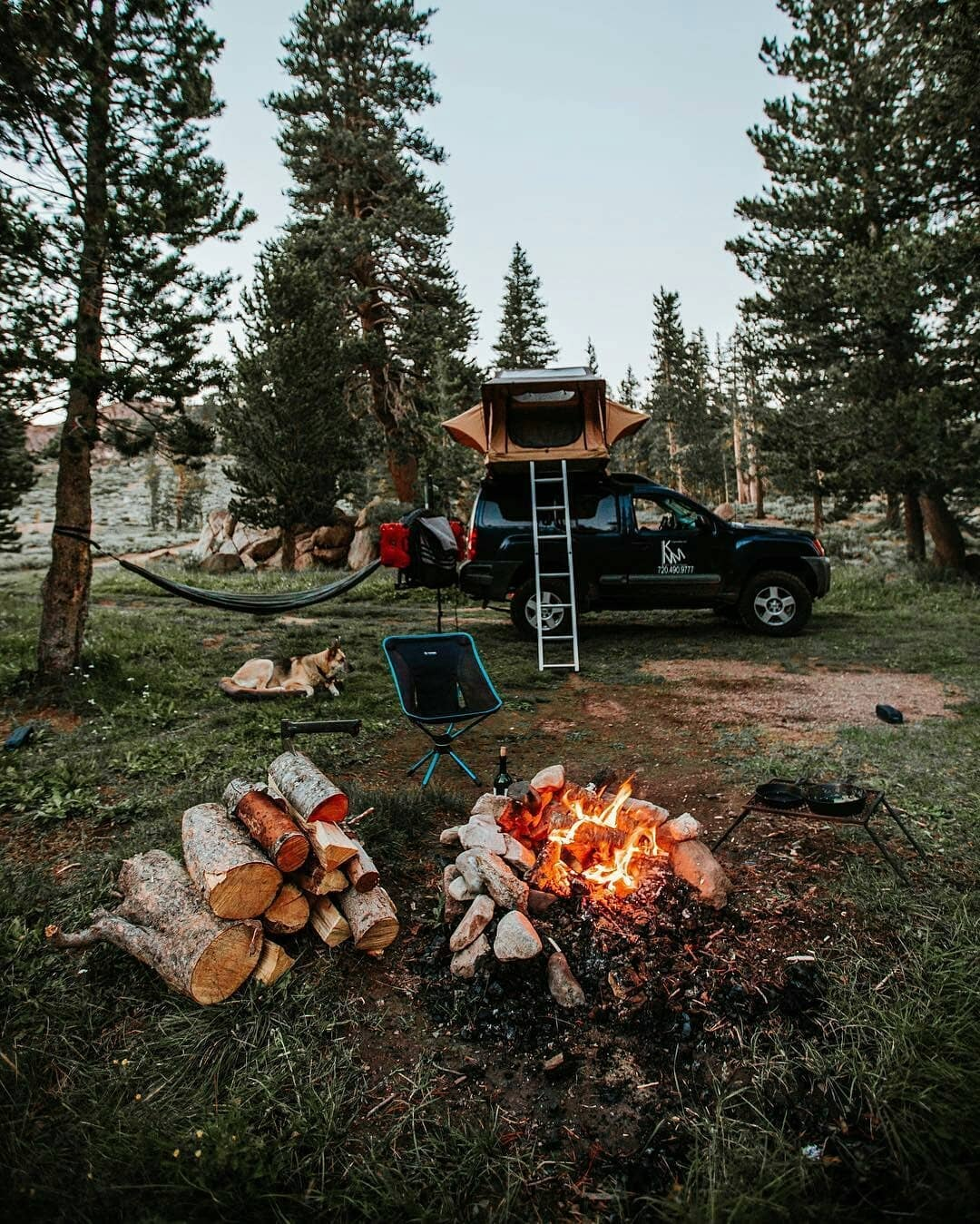 Survival Camping World