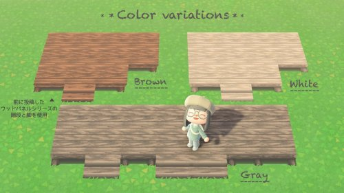 #acnh wood paths   Explore Tumblr Posts and Blogs   Tumgir on Animal Crossing New Horizons Wood Design  id=43337