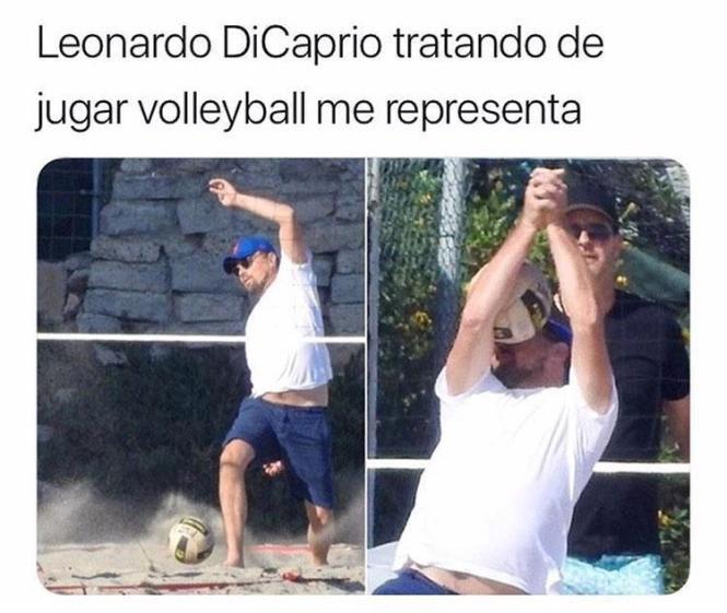 DiCaprio tiene Tanv