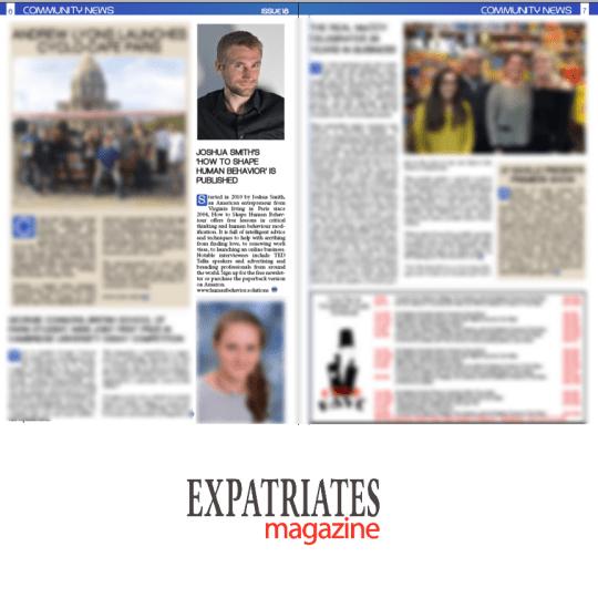 paris france expatriates magazine