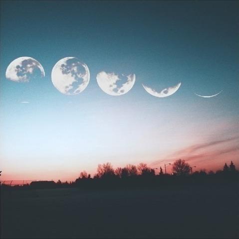 tumblr moon phases | Tumblr