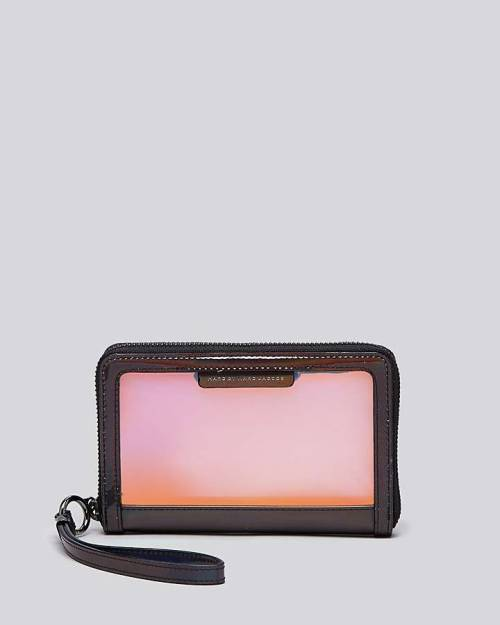 MARC BY MARC JACOBS Wristlet - Crystal Clear Wingman