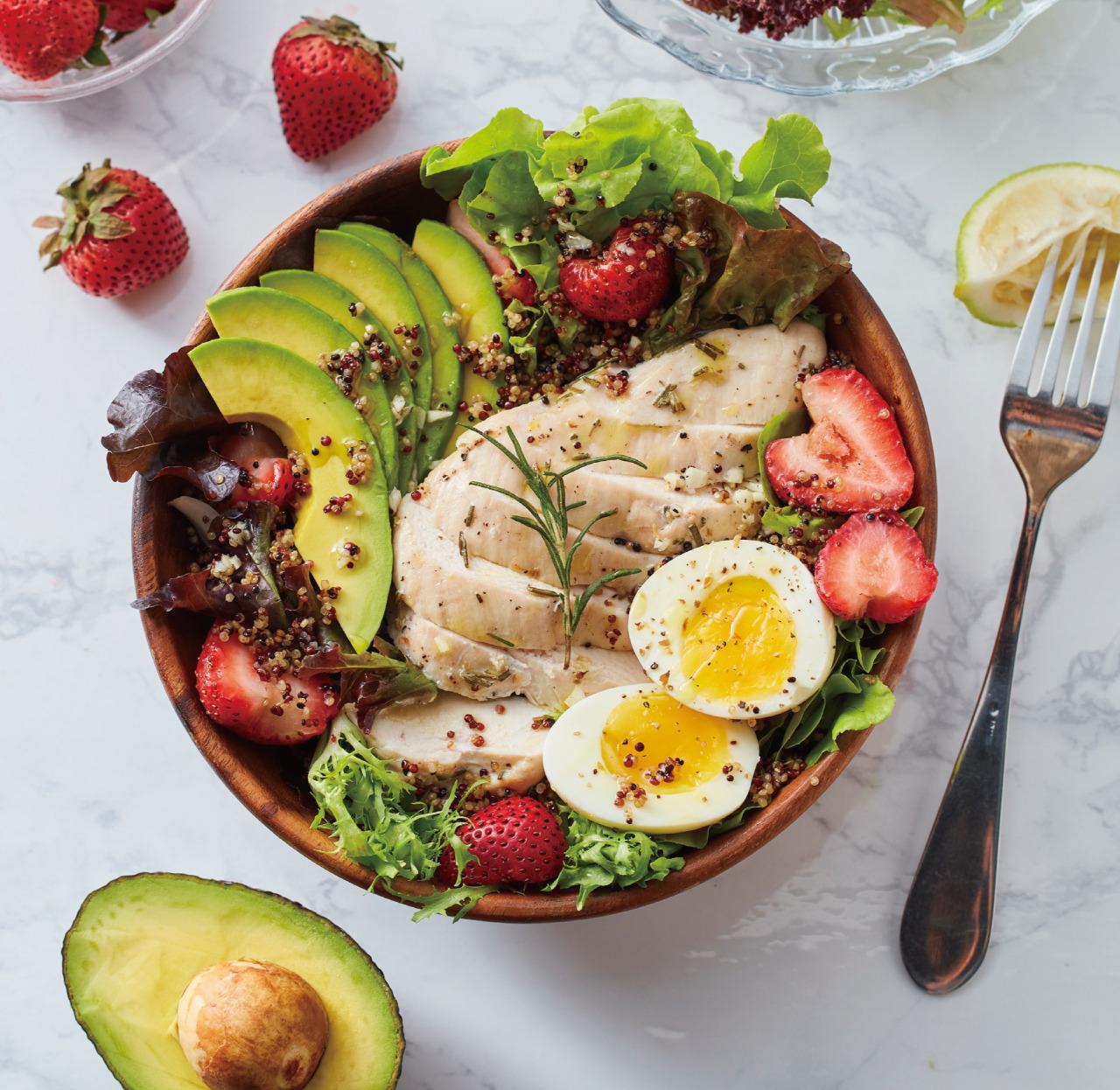 RUNiROUND — 增肌減脂 從飲食控制開始做起