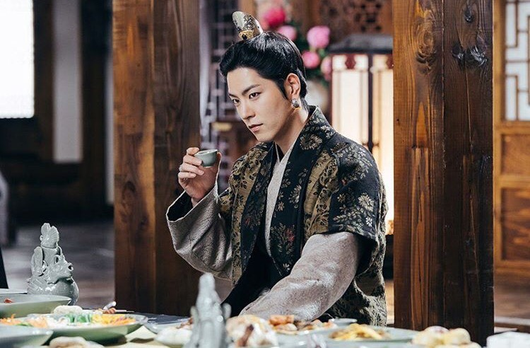 Image result for scarlet heart ryeo hong Jong Hyun