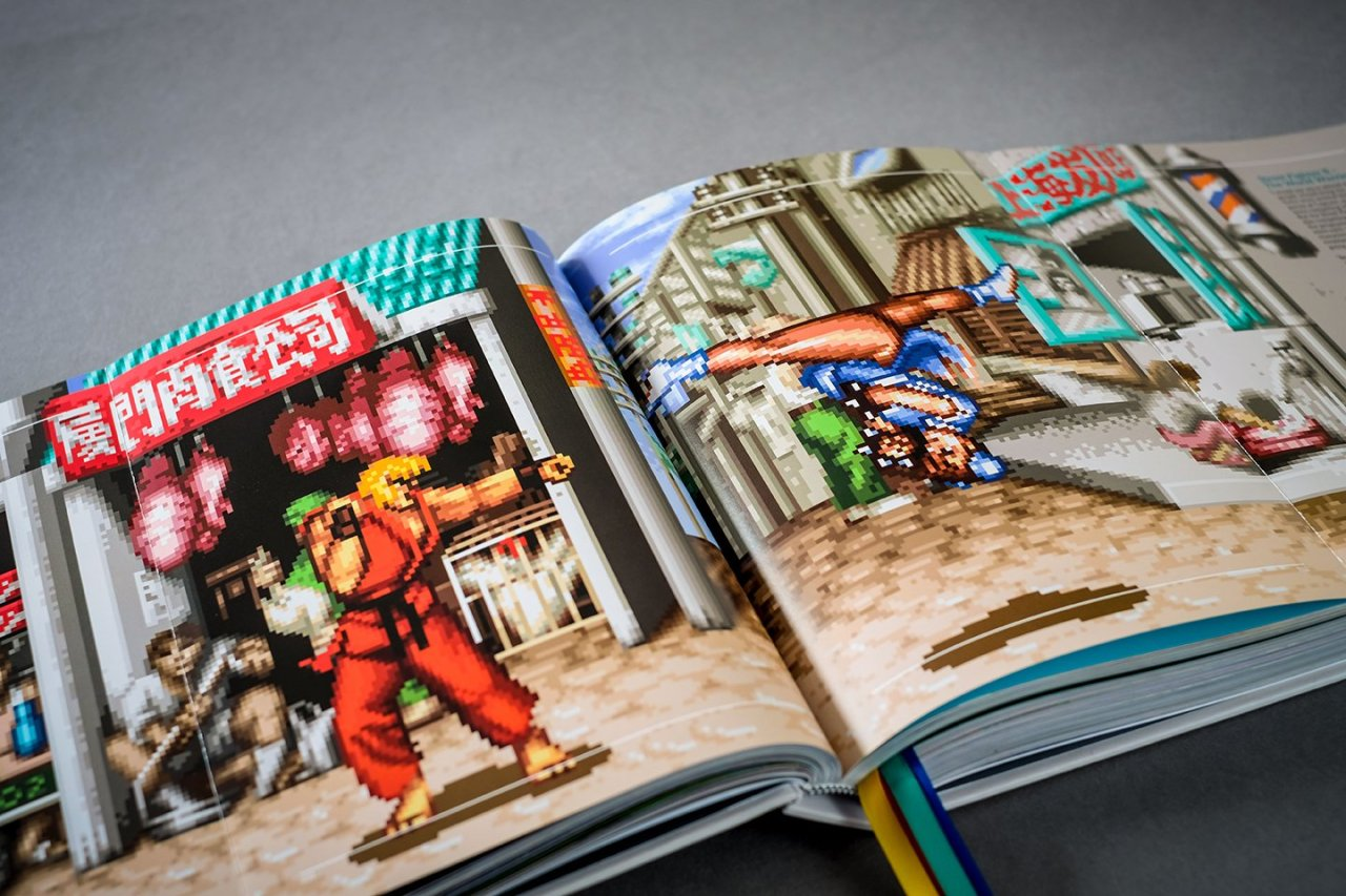 Retronator Pixel Art Books