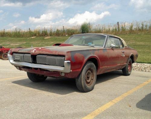 Manhattan Auto Classifieds — 1967 Mercury Cougar XR7 Project