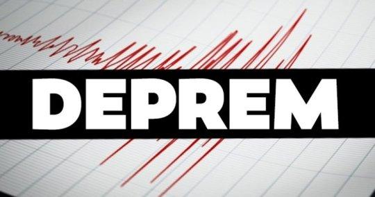 SON DAKİKA Buca'da Şiddetli Deprem Hissedildi